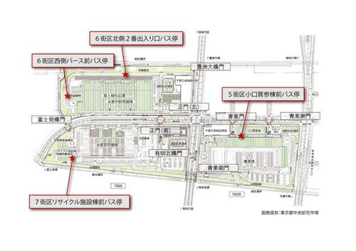 バス停位置図(図提供:東京都中央卸売市場) (1).jpg